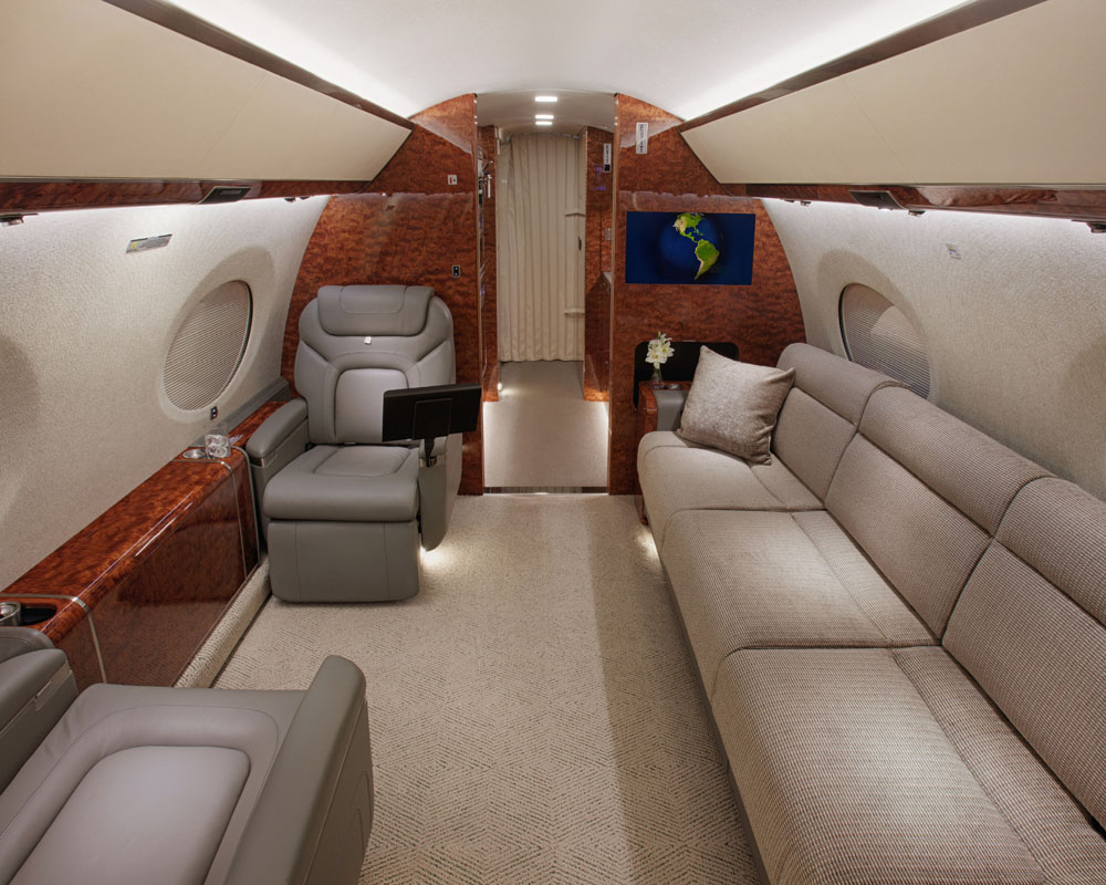 gulfstream aerospace marketing plans essay The gulfstream aerospace corporation, a large manufacturer of  this week with  one of the largest initial stock offerings ever to come to market.