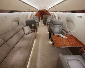 G650-SN-6076_Fwd_Interior2_Look_Aft