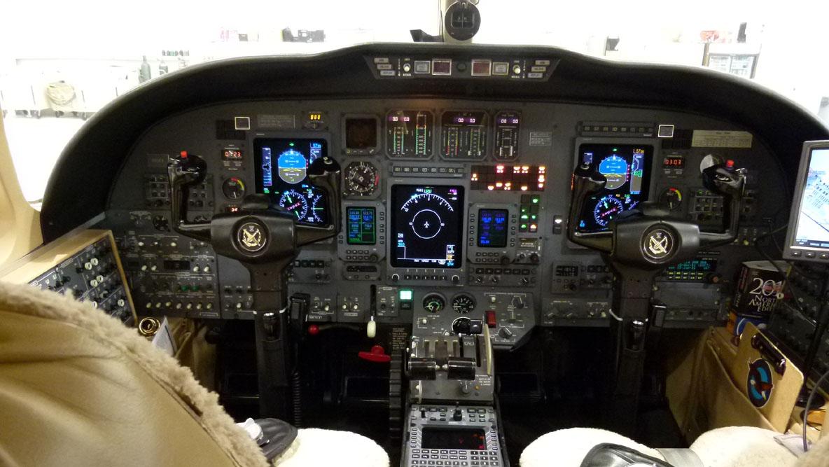 1998 Citation Ultra S N 492 N85eb Mesinger Jet Sales